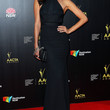 Megan Gale Clothes - Evening Dress