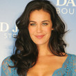 Megan Gale Hair - Layered Cut