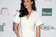 Megan Gale Tops