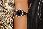 Megan Gale Sterling Bracelet Watch