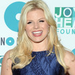 Megan Hilty Hair - Long Wavy Cut