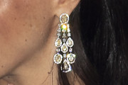 Meghan Markle Chandelier Earrings