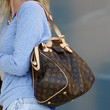 Melanie Griffith Handbags - Printed Shoulder Bag