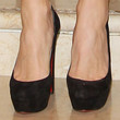 Michelle Hunziker Shoes - Platform Pumps