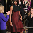 Michelle Obama Clothes - Cocktail Dress