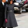 Michelle Obama Evening Coat