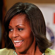 Michelle Obama Hair - Feathered Flip
