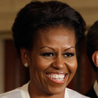 Michelle Obama Hair - Loose Bun