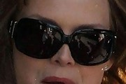 Michelle Pfeiffer Butterfly Sunglasses