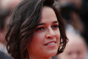 Michelle Rodriguez Short Hairstyles