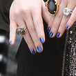 Michelle Trachtenberg Beauty - Bright Nail Polish