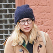 Michelle Williams Knit Beanie