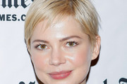 Michelle Williams Short Straight Cut