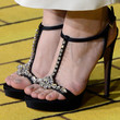 Michelle Williams Strappy Sandals