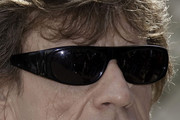 Mick Jagger Rectangular Sunglasses