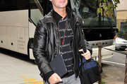 Mike Sorrentino Leather Jacket