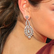 Mila Kunis Jewelry - Sterling Dangle Earrings