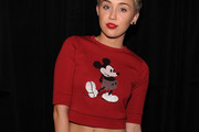 Miley Cyrus Corset Top