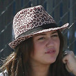 Miley Cyrus Hats - Porkpie Hat
