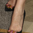 Milla Jovovich Evening Pumps