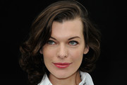Milla Jovovich Medium Curls