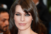 Milla Jovovich Shoulder Length Hairstyles