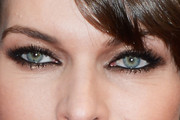 Milla Jovovich Smoky Eyes