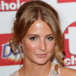 Millie Mackintosh Hair - Pinned Up Ringlets