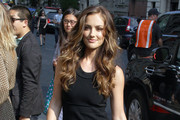 Minka Kelly Ombre Hair