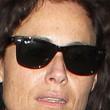 Minnie Driver Sunglasses - Wayfarer Sunglasses