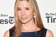 Mira Sorvino Long Hairstyles