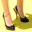 Miranda Cosgrove Shoes - Slingbacks