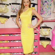 Miranda Kerr Clothes - One Shoulder Dress