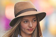 Miranda Kerr Safari Hat