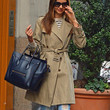 Miranda Kerr Clothes - Trenchcoat