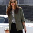 Miranda Kerr Clothes - Utility Jacket