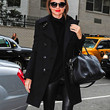 Miranda Kerr Clothes - Wool Coat