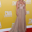 Miranda Lambert Clothes - Evening Dress