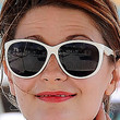 Mischa Barton Sunglasses - Cateye Sunglasses