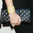 Molly Ringwald Quilted Clutch