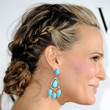 Molly Sims Braided Updo