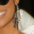Monica Dangling Chain Earrings