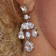 Morgan Fairchild Jewelry - Dangling Diamond Earrings