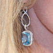 Morgan Fairchild Jewelry - Dangling Gemstone Earrings