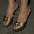 Morgan Fairchild Evening Sandals