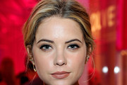 Ashley Benson Loose Bun