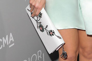 Ahna O'Reilly Beaded Clutch