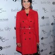 Nadia Bjorlin Clothes - Wool Coat