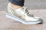 Naomi Watts Canvas Shoes