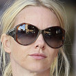 Naomi Watts Oval Sunglasses